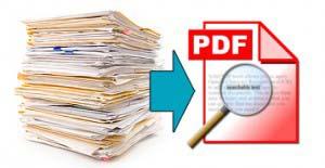 scanare documente