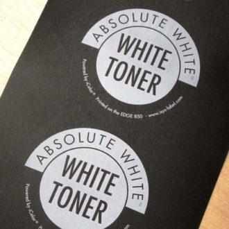 printare toner alb