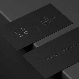 carti-vizita-carton-negru